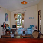 Salon villa Ile Maurice