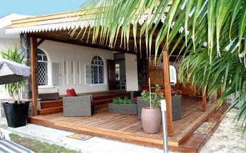 villa case paradis location île Maurice