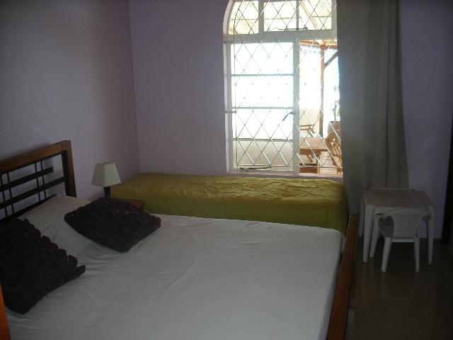 Suite vue mer avec lit double, clim, ventilateur, sdb, wc